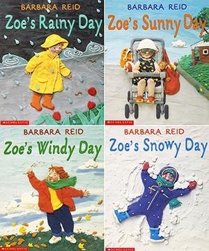 Zoe Board Books