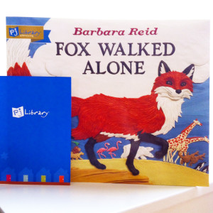 PJ Library edition of Fox Walked Alone