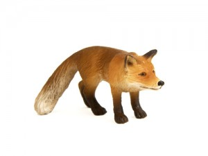 Model for Fox Walked Alone