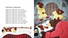 "Book illustration, ""Sing a Song of Bedtime"", client: Scholastic Canada.  © Barbara Reid"